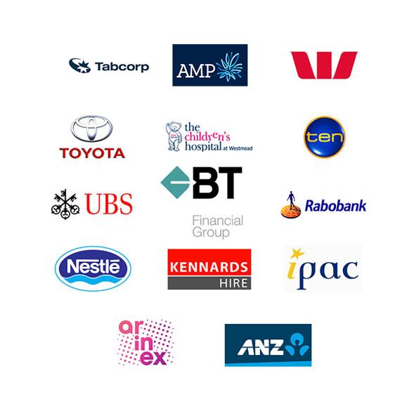 Audio Visual Services Clients